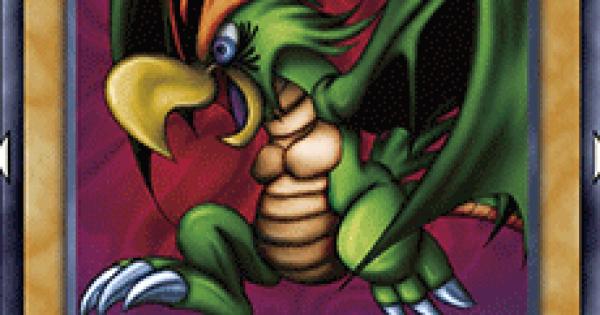 【遊戯王デュエルリンクス】パロットドラゴンの評価と入手方法