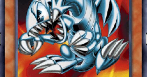 【遊戯王デュエルリンクス】ブルーアイズトゥーンドラゴンの評価と入手方法