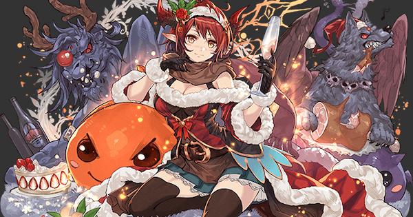 【パズドラ】クリスマスグレモリーの評価と使い道!おすすめの超覚醒