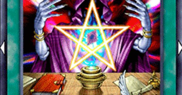 【遊戯王デュエルリンクス】魔法再生の評価と入手方法