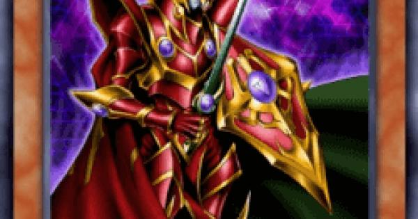 【遊戯王デュエルリンクス】魔導戦士 ブレイカーの評価と入手方法