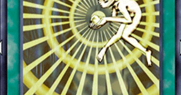 【遊戯王デュエルリンクス】エルフの光の評価と入手方法