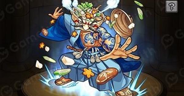 【モンスト】鍋奉行〈なべぶぎょう〉の最新評価と適正クエスト
