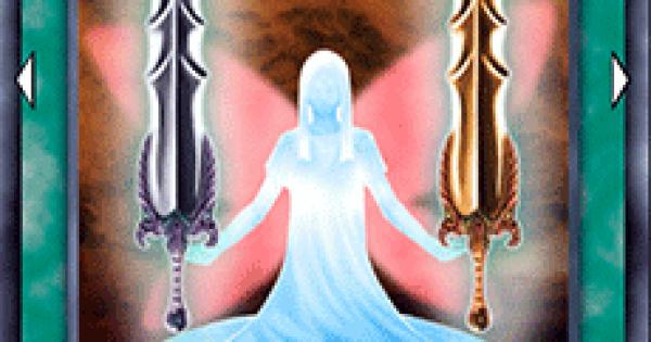 【遊戯王デュエルリンクス】泉の精霊の評価と入手方法