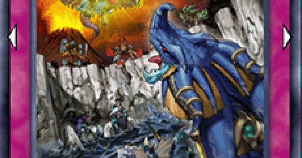 【遊戯王デュエルリンクス】燃え上がる大海の評価と入手方法