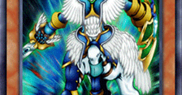 【遊戯王デュエルリンクス】天空騎士パーシアスの評価と入手方法