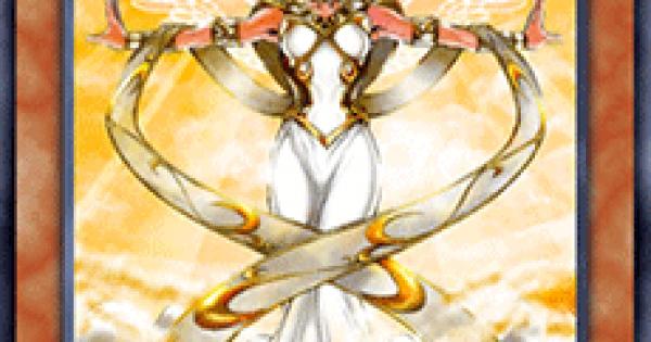 【遊戯王デュエルリンクス】守護天使ジャンヌの評価と入手方法