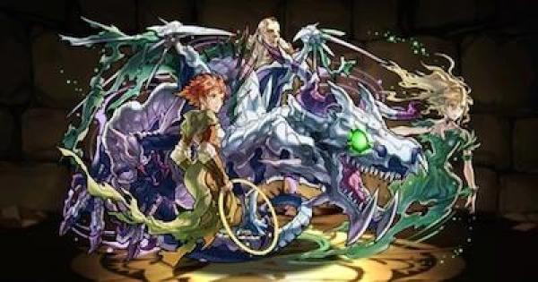 【パズドラ】ドラゴンゾンビの評価と使い道と入手方法