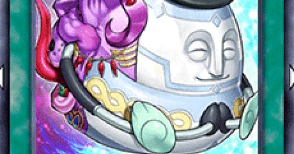 【遊戯王デュエルリンクス】貪欲で無欲な壺の評価と入手方法