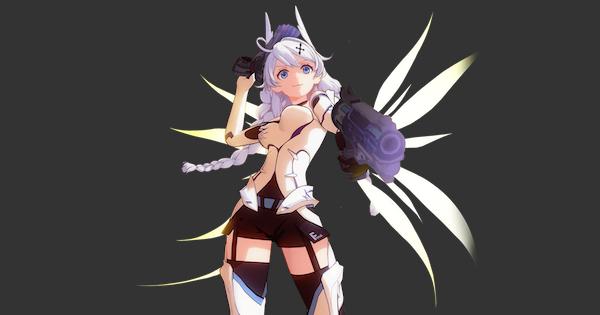 キアナ(白騎士・月光)の評価 | おすすめ武器・聖痕