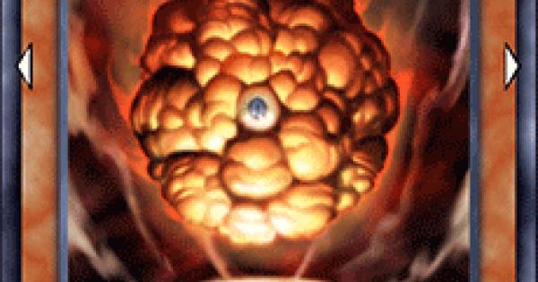 【遊戯王デュエルリンクス】爆炎集合体ガイヤソウルの評価と入手方法