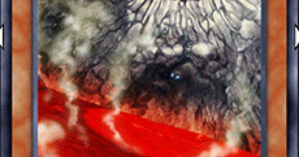 【遊戯王デュエルリンクス】火口に潜む者の評価と入手方法