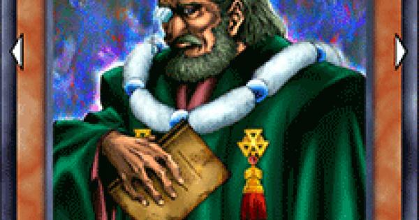 【遊戯王デュエルリンクス】辺境の大賢者の評価と入手方法