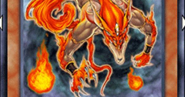 【遊戯王デュエルリンクス】炎の魔精イグニスの評価と入手方法