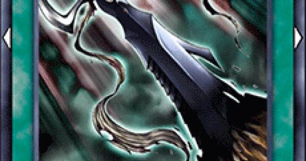 【遊戯王デュエルリンクス】魂喰らいの魔刀の評価と入手方法