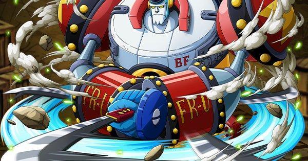 【トレクル】決戦フランキー将軍の評価【ワンピース トレジャークルーズ】