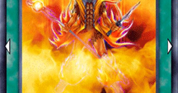 【遊戯王デュエルリンクス】灼熱の試練の評価と入手方法