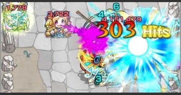 【モンスト】パンドラとアラジンで最強の反撃コンボ!