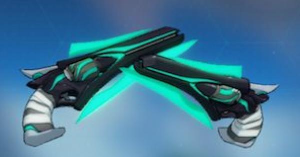 【崩壊3rd】ストームリボルバーの評価と武器スキル