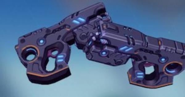 【崩壊3rd】超電磁ハンドキャノンの評価と武器スキル
