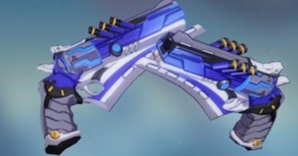 【崩壊3rd】ミョルニルの評価と武器スキル