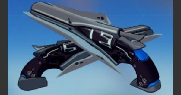 【崩壊3rd】合金・ストームリボルバーの評価と武器スキル