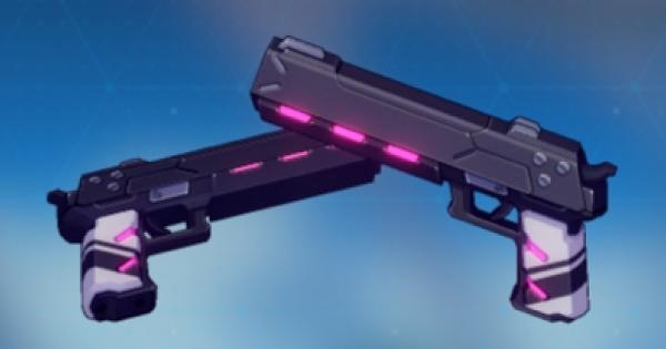 【崩壊3rd】試作型パルスハンドガンの評価と武器スキル