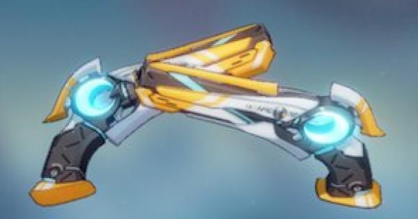 【崩壊3rd】月神の守護の評価と武器スキル