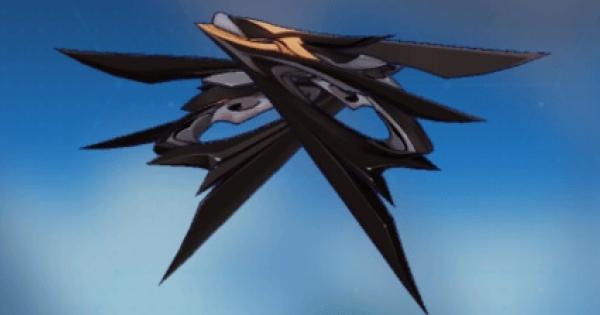 【崩壊3rd】燃える羽の評価と武器スキル