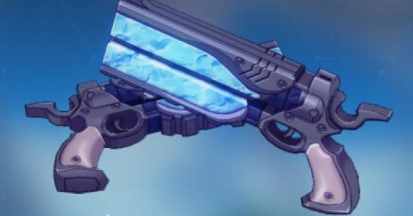 【崩壊3rd】水妖精Ⅰ型の評価と武器スキル
