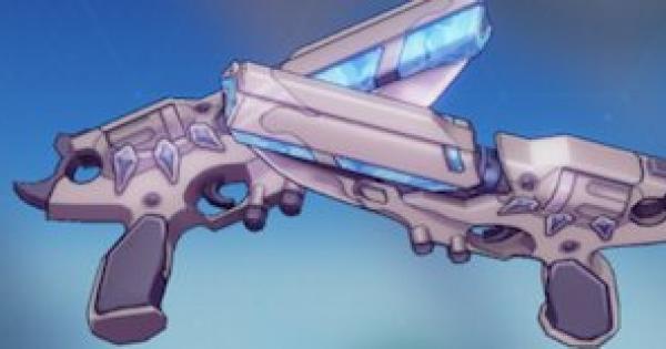 【崩壊3rd】水妖精Ⅱ型の評価と武器スキル