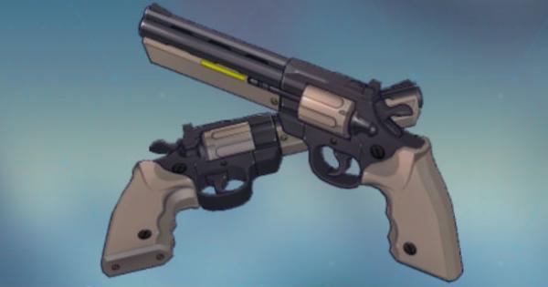 コルト・ピースメーカーの評価と武器スキル