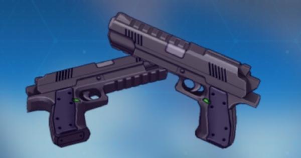 【崩壊3rd】M1911の評価と装備おすすめキャラ