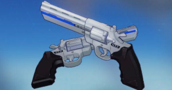 【崩壊3rd】C・アナコンダ・改の評価と武器スキル