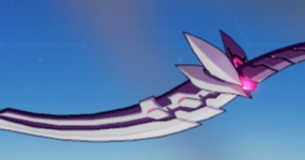 【崩壊3rd】暴食節刀の評価と武器スキル