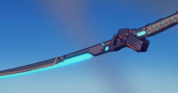 【崩壊3rd】雷切の評価と武器スキル