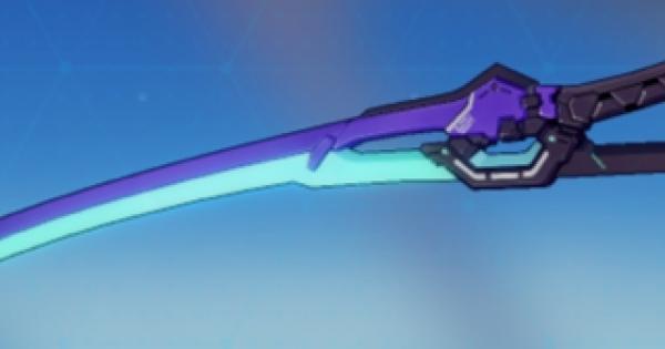 【崩壊3rd】結晶逆刃刀の評価と武器スキル
