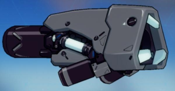 【崩壊3rd】合金・潜伏者キャノンの評価と武器スキル