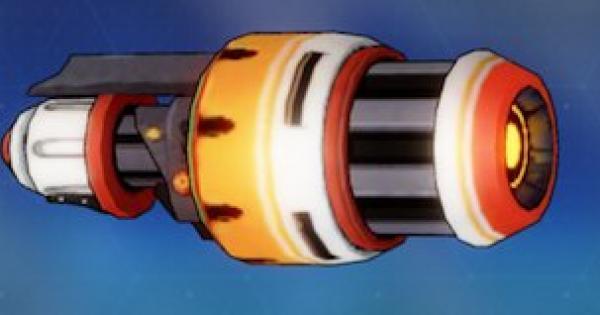 【崩壊3rd】重装ウサギ19cの評価と武器スキル
