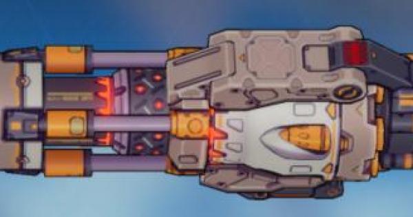 【崩壊3rd】ヘカトンケイルプロトの評価と武器スキル