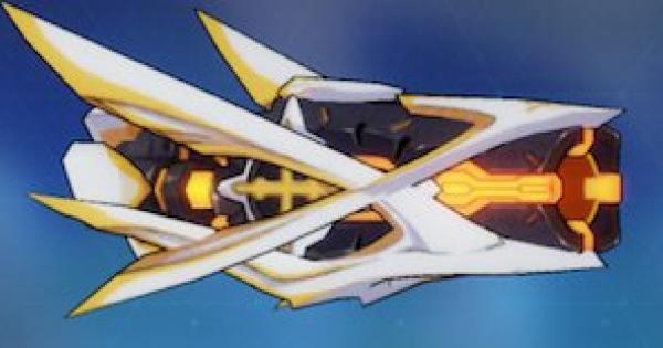 【崩壊3rd】5th聖遺物の評価と武器スキル
