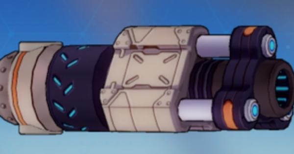 【崩壊3rd】マルコフ・タイプCの評価と武器スキル