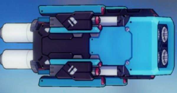 【崩壊3rd】X-01青眼のオロチの評価と武器スキル