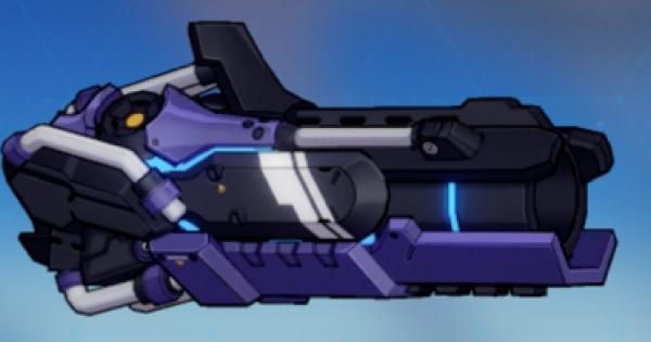 【崩壊3rd】07式単極子砲の評価と武器スキル
