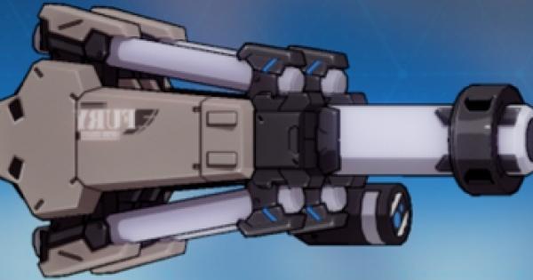 【崩壊3rd】重砲ベクサーの評価と武器スキル