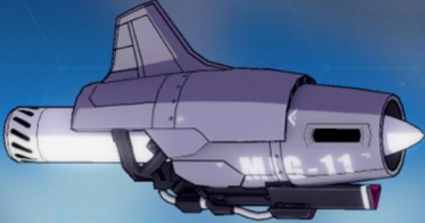 【崩壊3rd】MiG-11誘導弾の評価と武器スキル