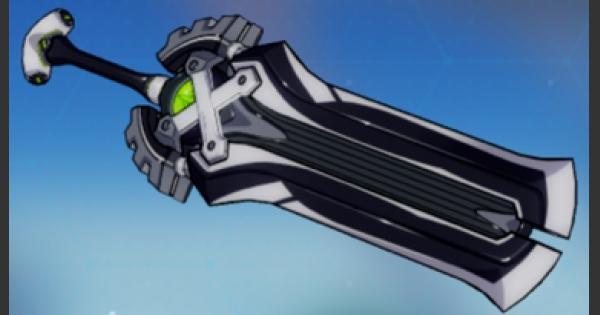【崩壊3rd】超重剣・キング蛇の評価と武器スキル