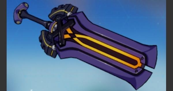 【崩壊3rd】超重剣・アサルトの評価と武器スキル