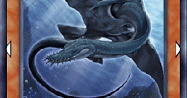 【遊戯王デュエルリンクス】竜影魚レイブロントの評価と入手方法