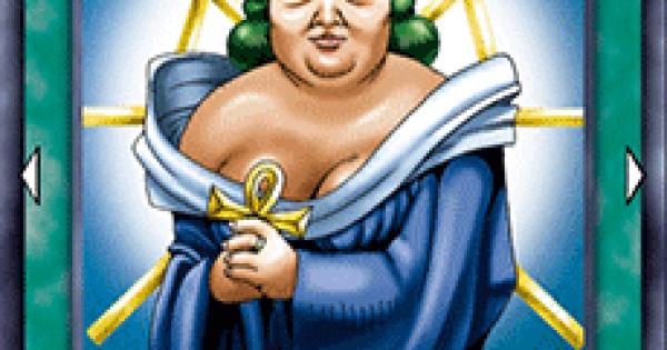 【遊戯王デュエルリンクス】治療の神ディアンケトの評価と入手方法